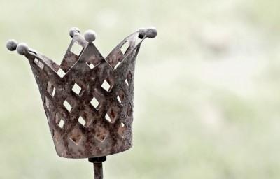 Iron scepter